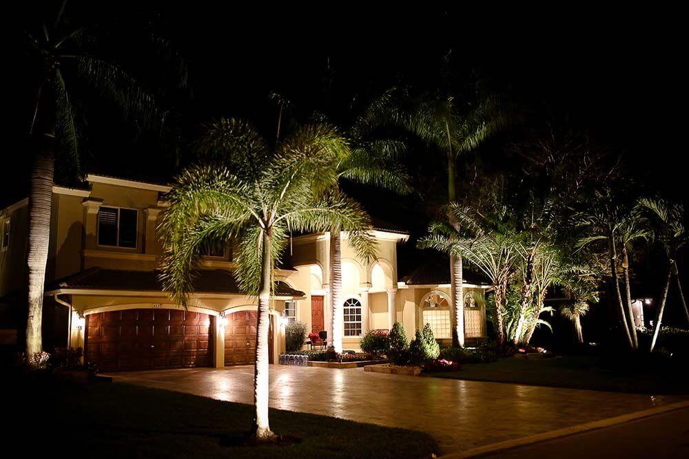 Outdoor Landscape Lighting Parkland Fort Lauderdale Fl
